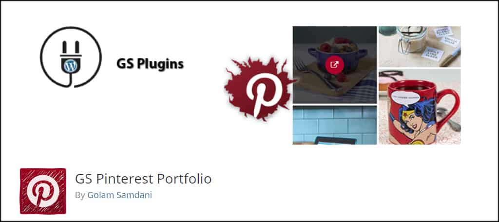 GS Pinterest Portfolio