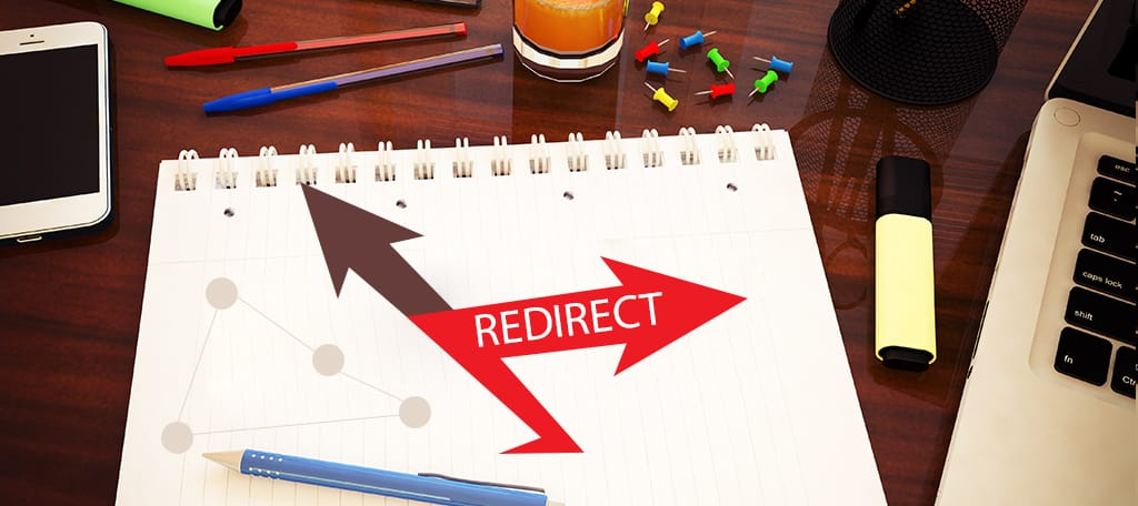 use redirects