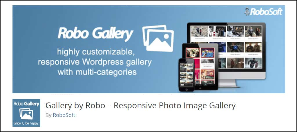 Gallery By Robo