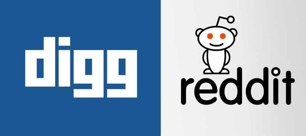 dig and reddit