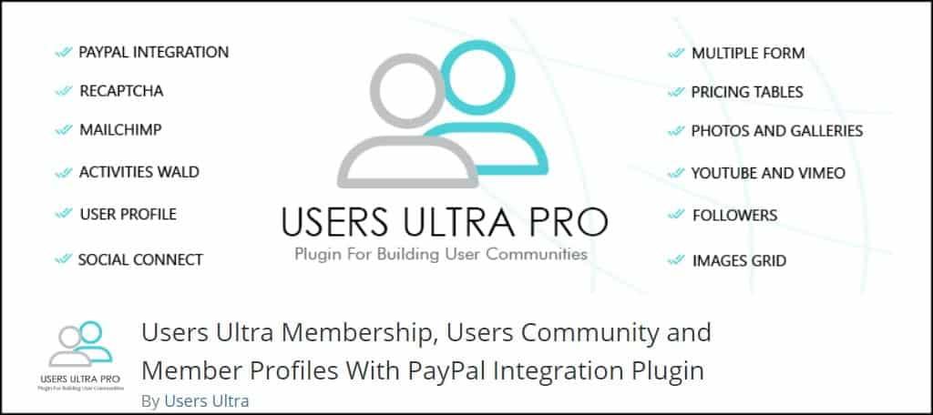 Users Ultra Pro