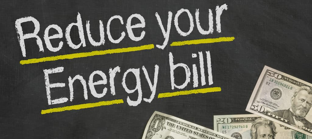 reduce energy bill