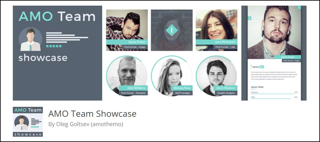 AMO Team Showcase