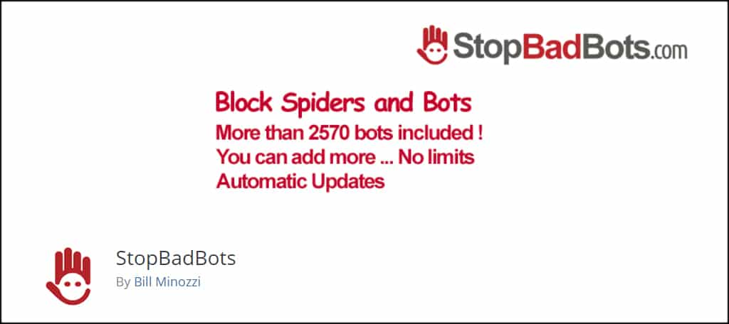 StopBadBots