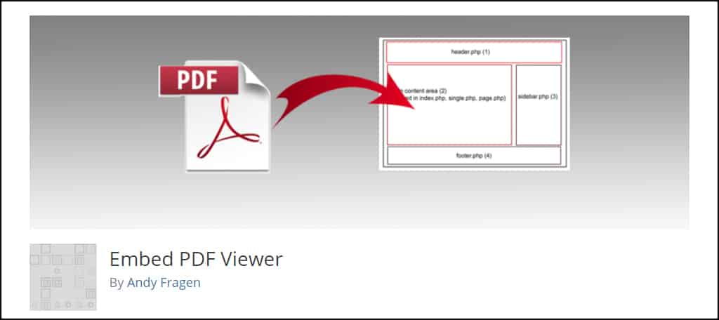 Embed PDF Viewer