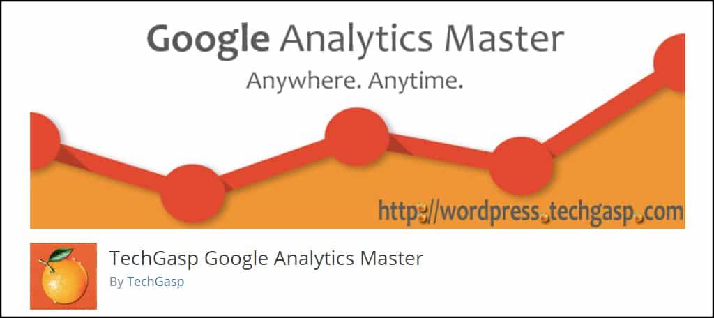 TechGasp Google Analytics Master