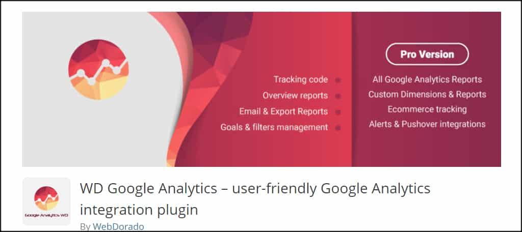 WD Google Analytics