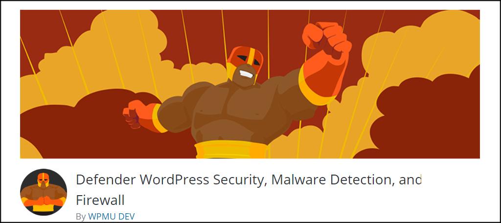 Defender WordPress Security