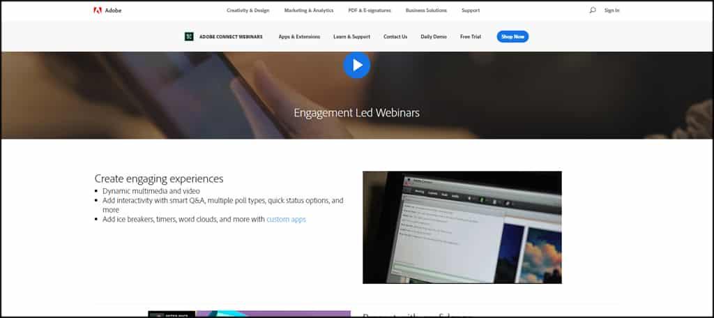 Adobe Webinars