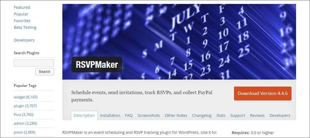 rsvp maker