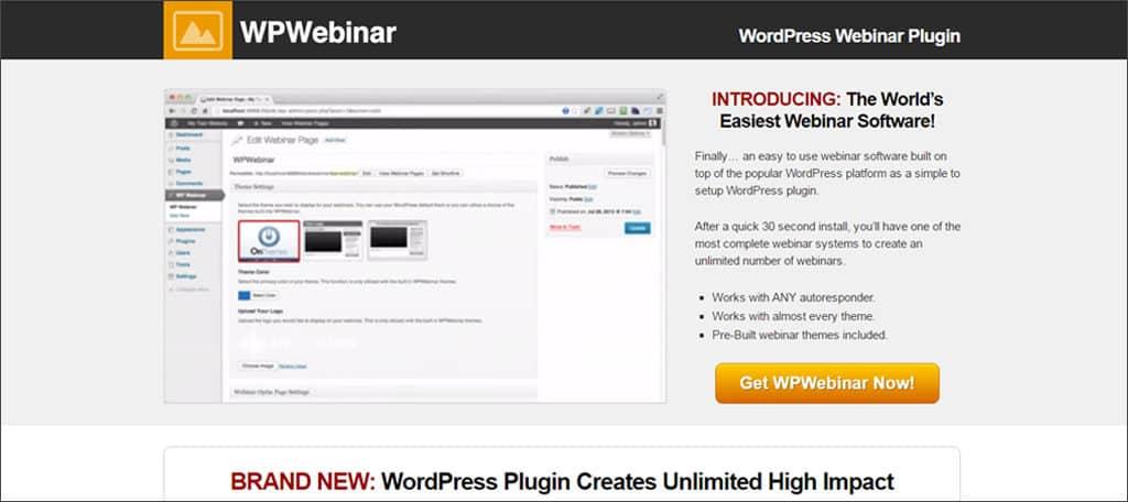 wp webinar