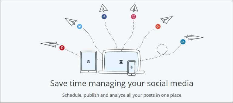 Buffer Social Sharing
