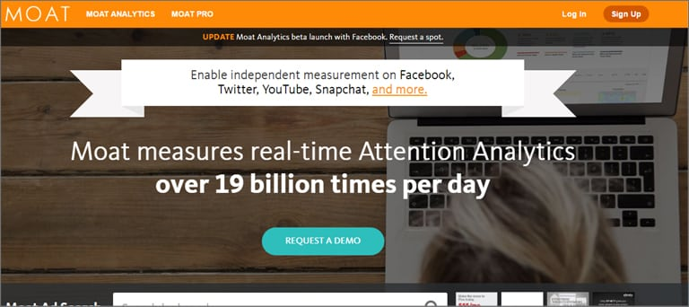 Moat Ad Analytics
