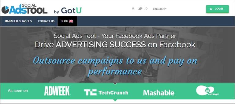 Social Ads Tool