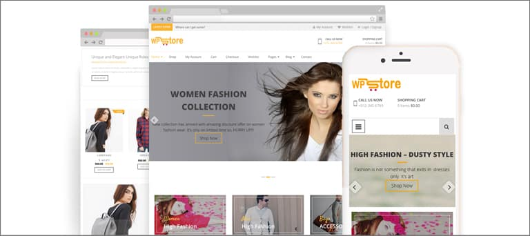 WP Store Theme