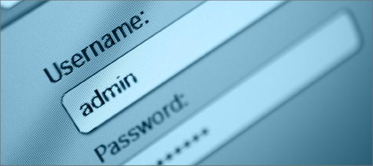 Complex Username Passwords