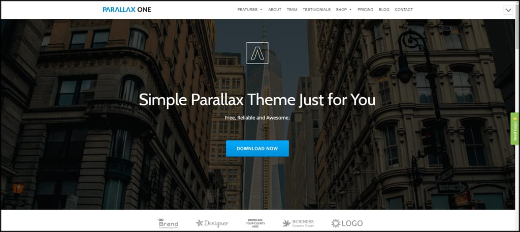 30 Creative WordPress Themes that Will Make Your Site Rock