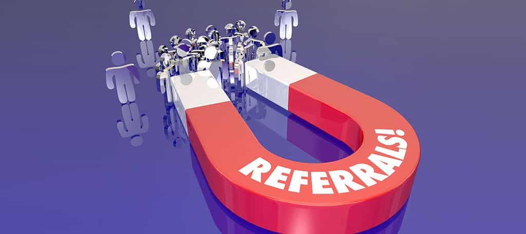 Social Network Referrals