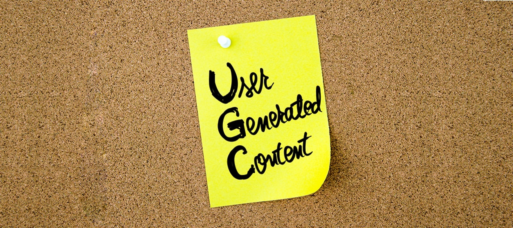 Report user generated Content