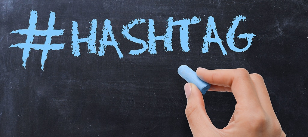 Don't go Nuts with Hashtags