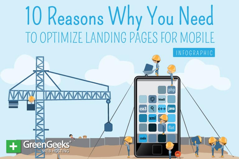 Optimize Landing Page for Mobile