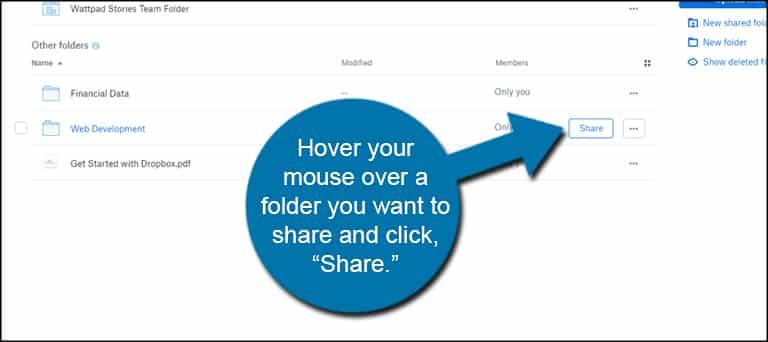 Share Folder