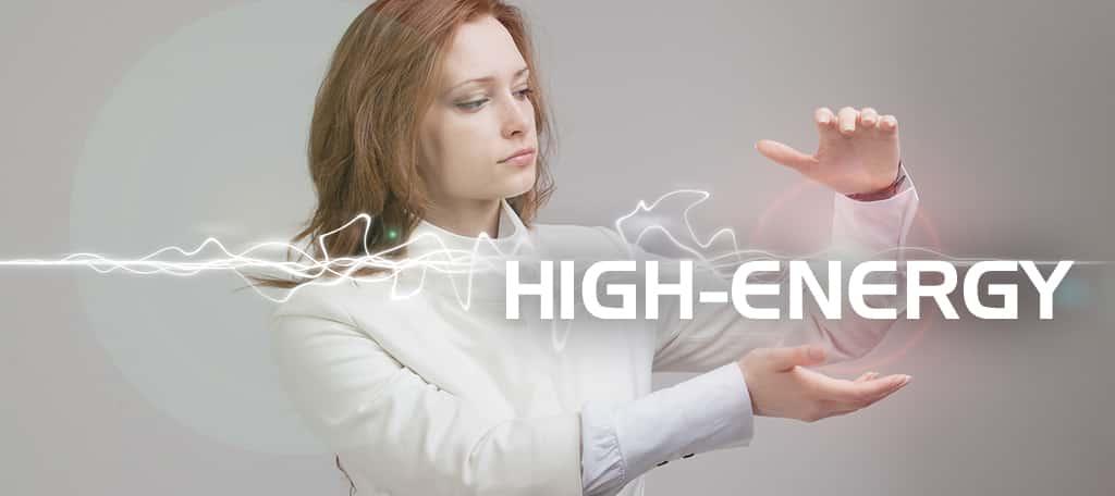 Offer High-Energy Headlines