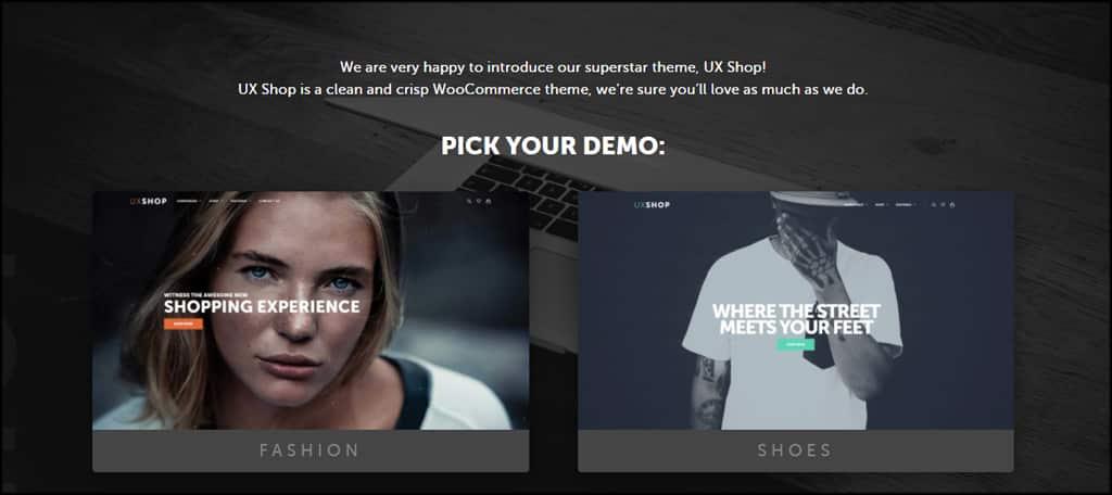 UX Shop