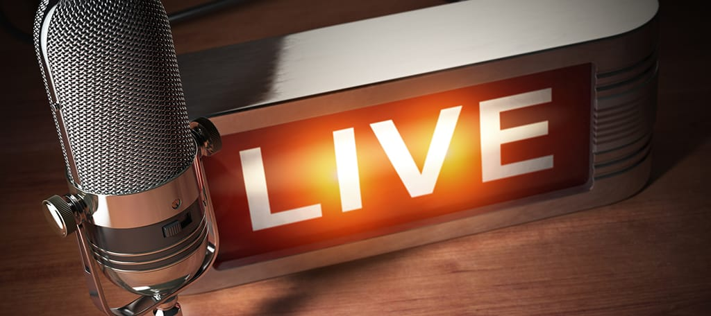 It's Live
