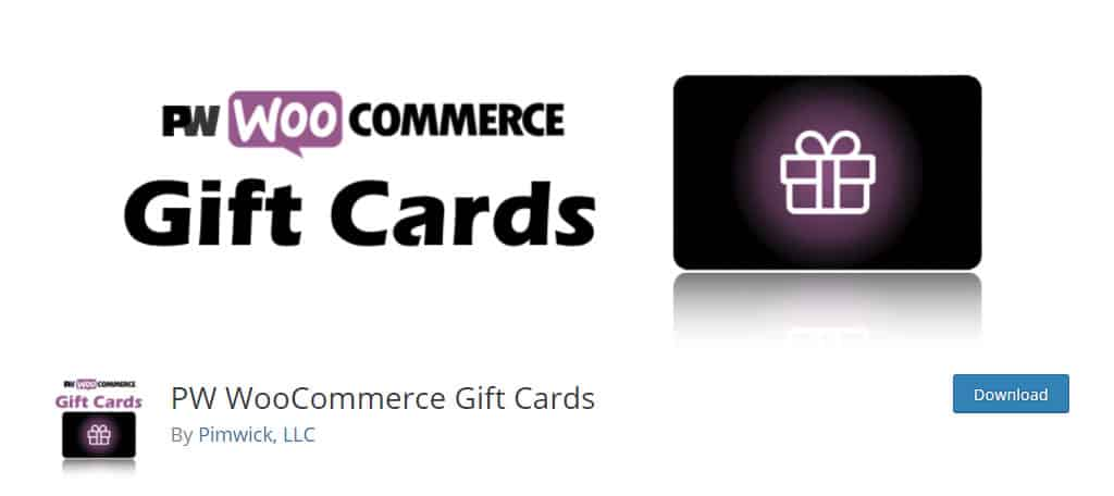 PW Gift Cards