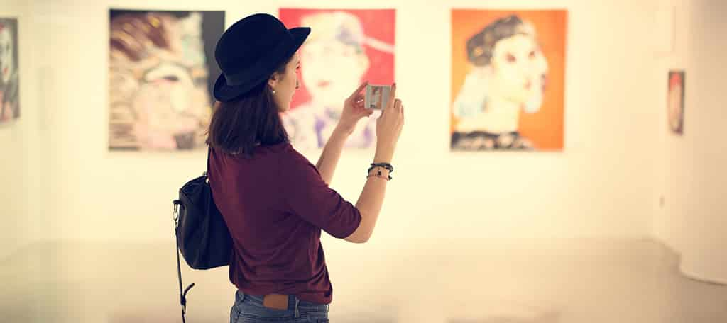 Promote an Art Gallery