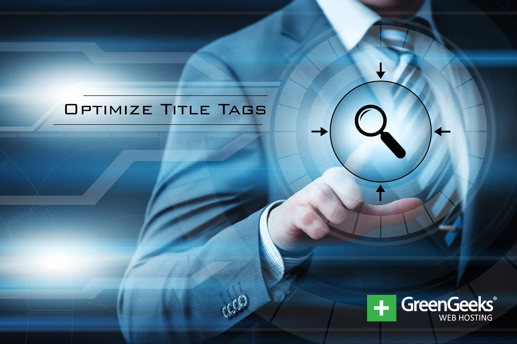 Optimize Title Tags