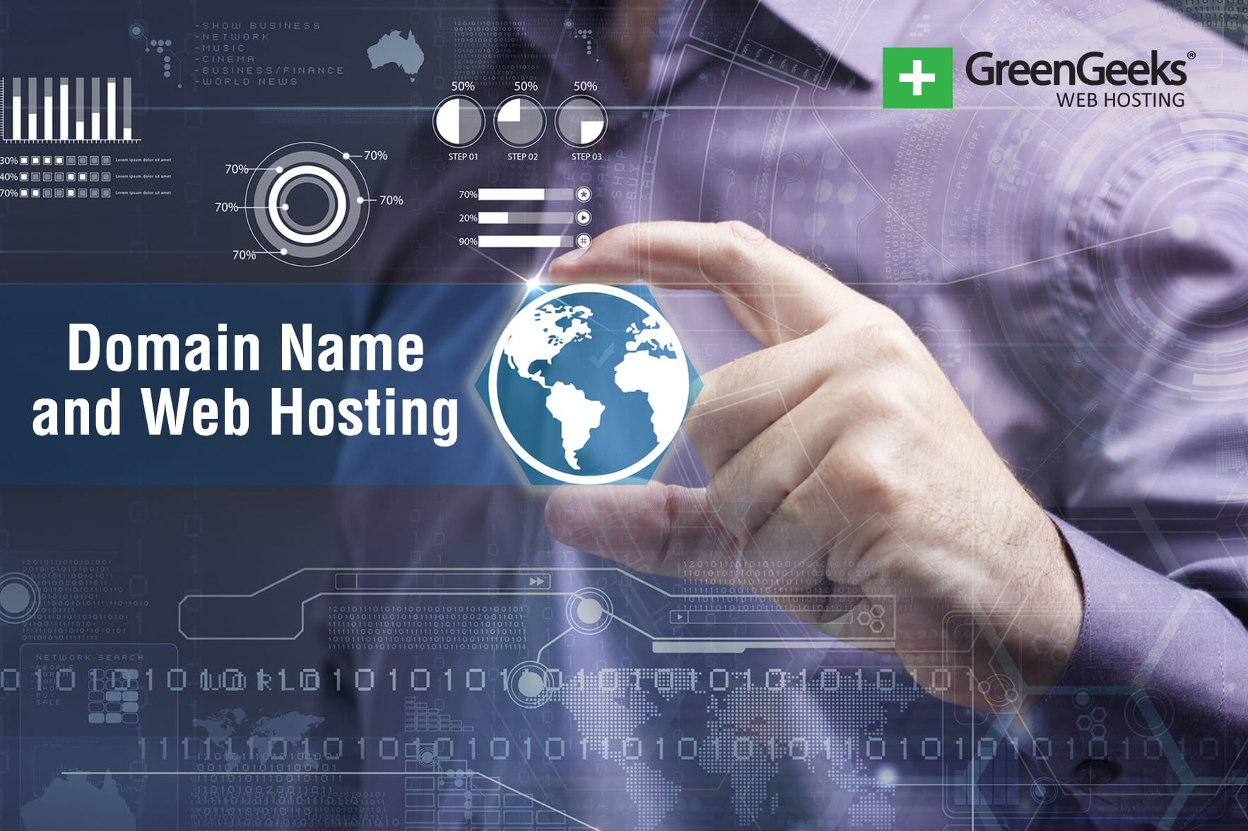Domain Name and Web Hosting