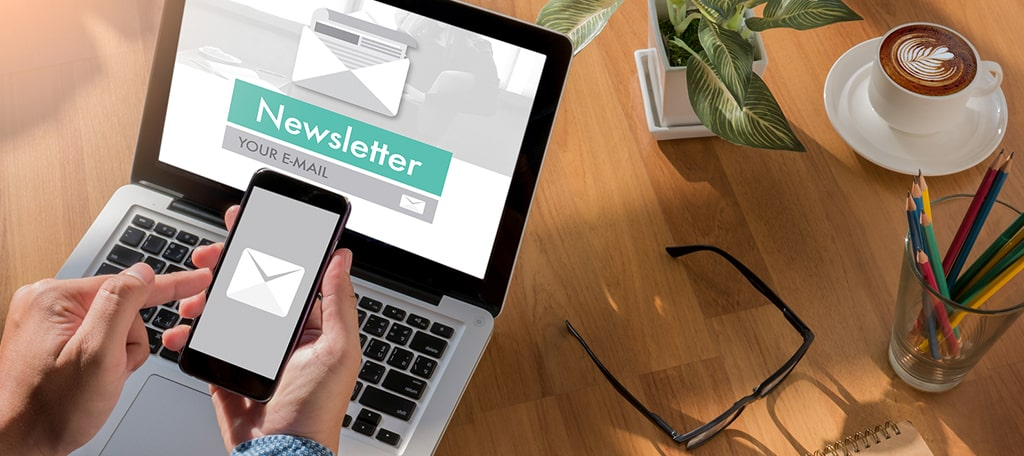 Add Products to Email and Newsletters
