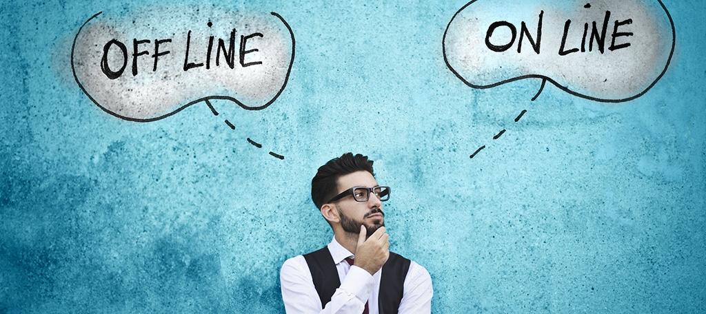 Integrate Online and Offline Methods