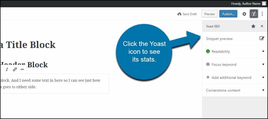 Yoast Stats