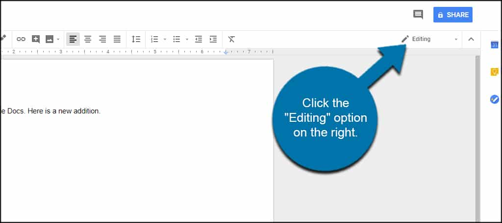 how to make someone able to edit google docs