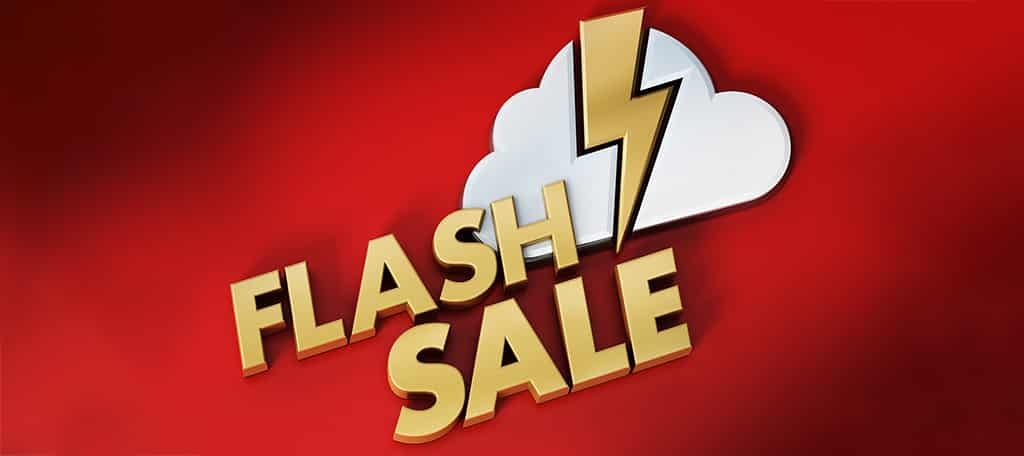 Use Flash Sales to Promote Urgency