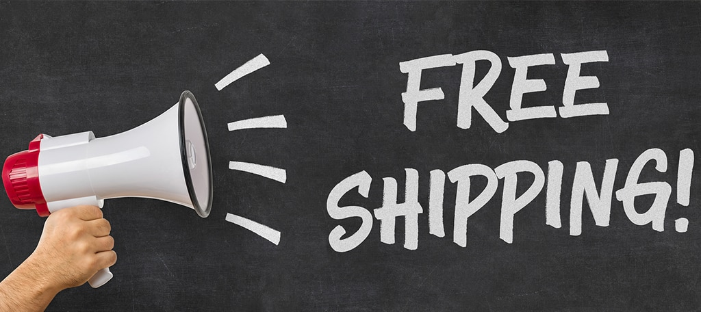 Promote Free Shipping