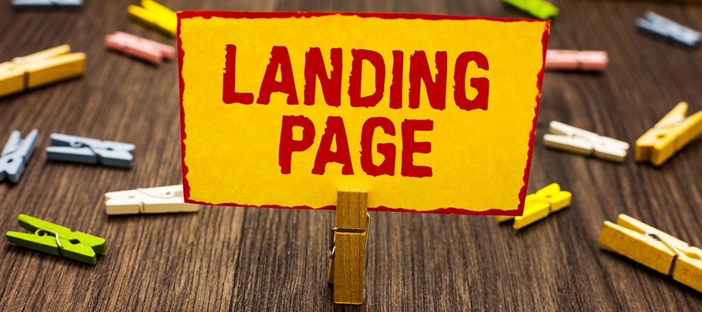 Theme Your Landing Pages