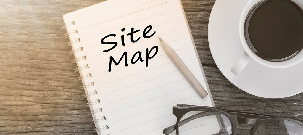 Lack of Sitemap Data