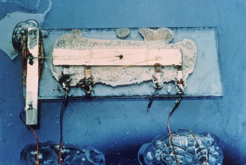 Jack Kilby Integrated Circuit