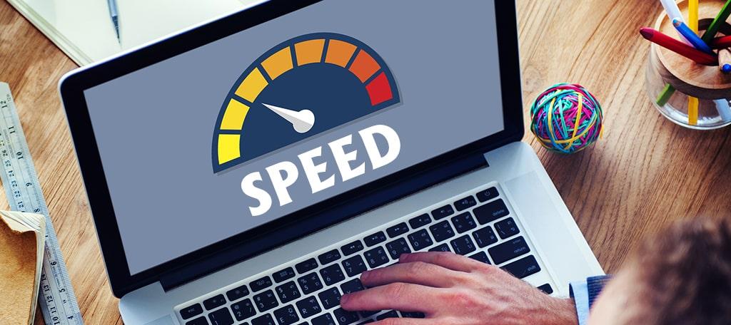 Speed Still Matters