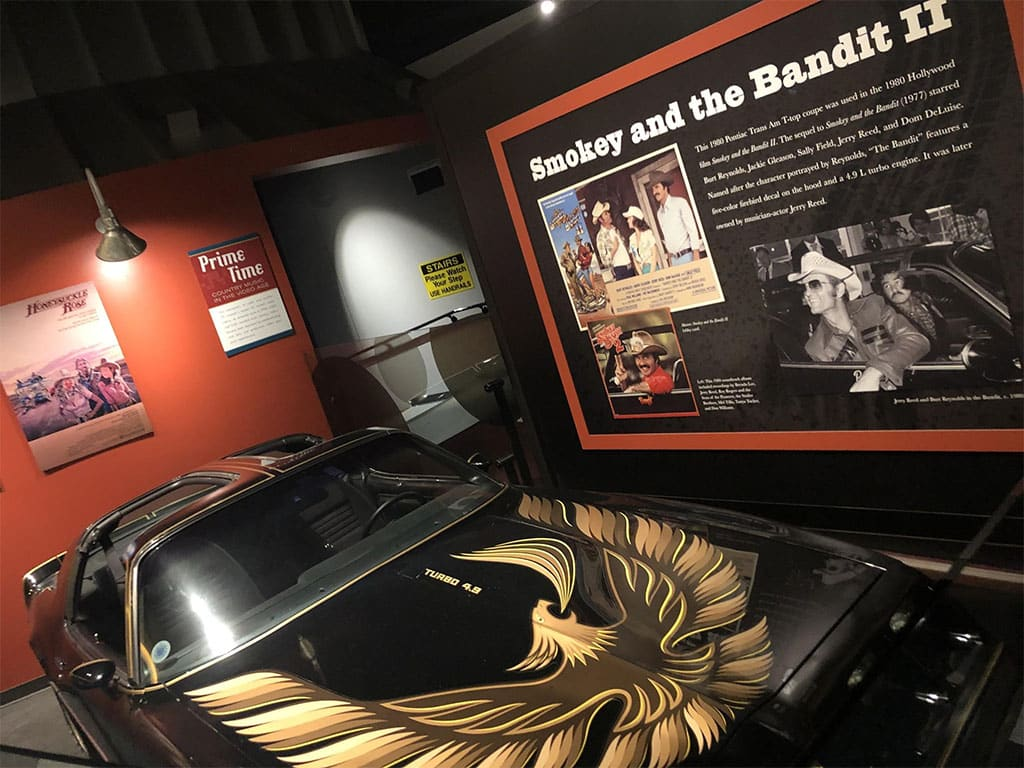Smokey and the Bandit Firebird Trans Am