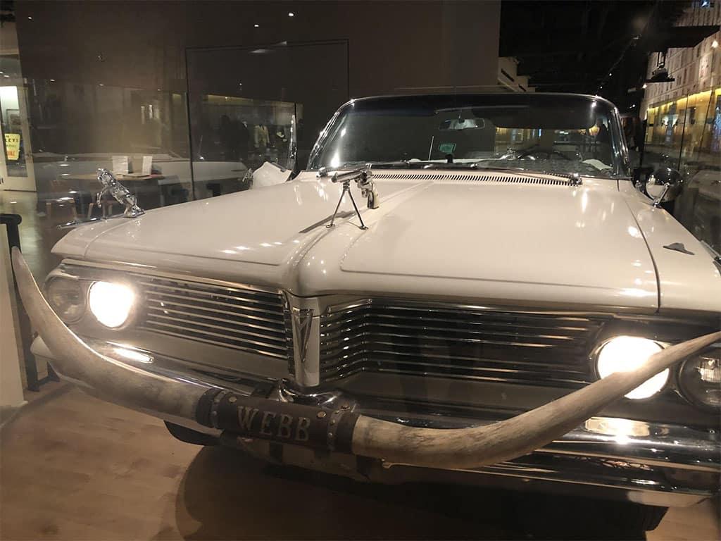 Webb Car