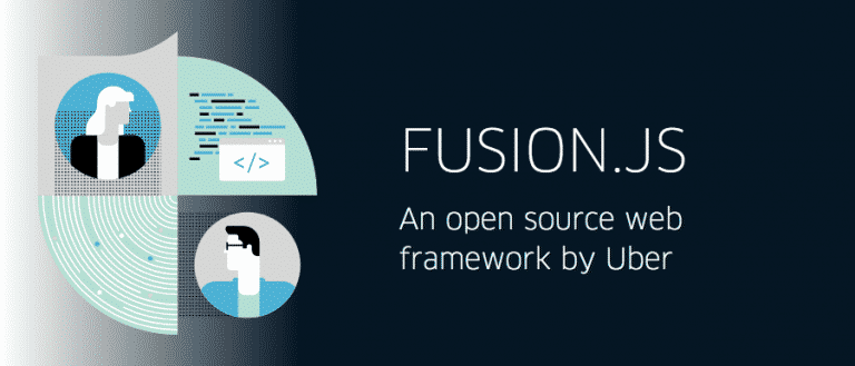 Fusion.js free app and web development tool