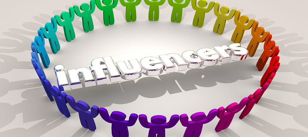 Get Attention of Influencers