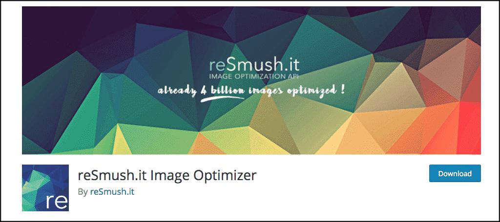 resmush.it image optimizer