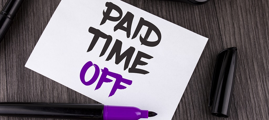 Offer a Paid-Day Off