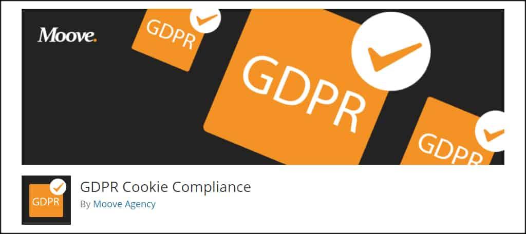 Moove GDPR Compliance